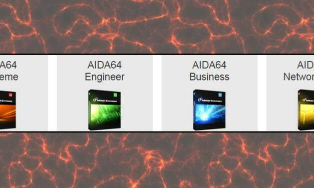 AIDA64 Updates to V5.30 Adds Support for Win10 and Skylake CPUs