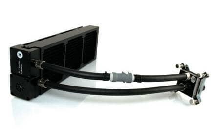 Get Free Shipping on the EKWB Predator AIO Liquid CPU Cooler