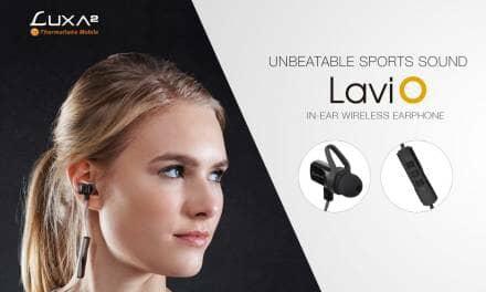 Meet The New LUXA2 Lavi O In-ear Sports Wireless Earphone