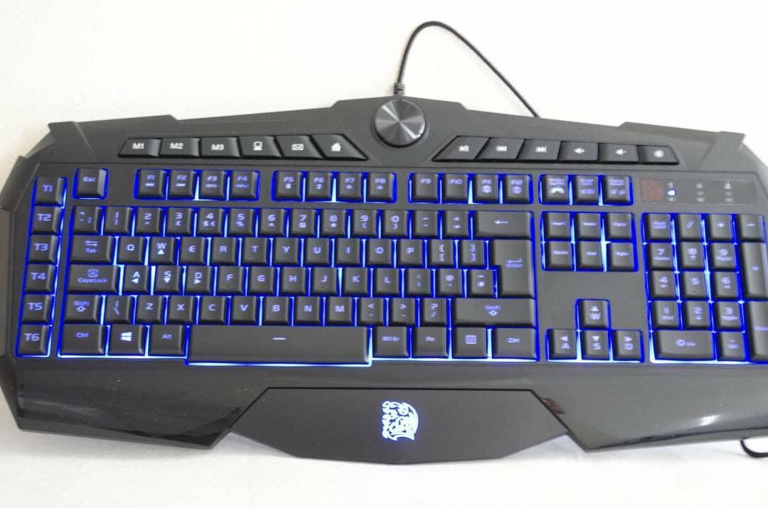 Tt eSPORTS Challenger Prime Gaming Keyboard_11