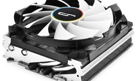 CRYORIG Releases the C7 Ultra Compact Cooler