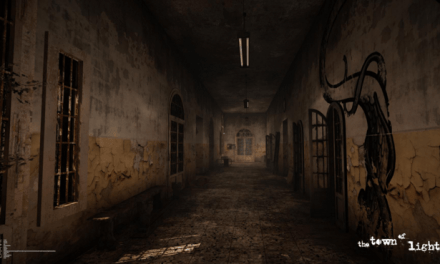 The Town of Light – Trailer
