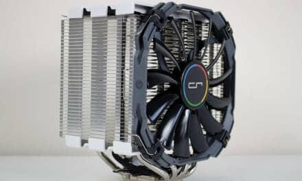 CRYORIG H5 Universal CPU Cooler Review