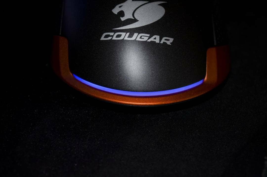 Cougar 550M Gaming Mouse LED_1
