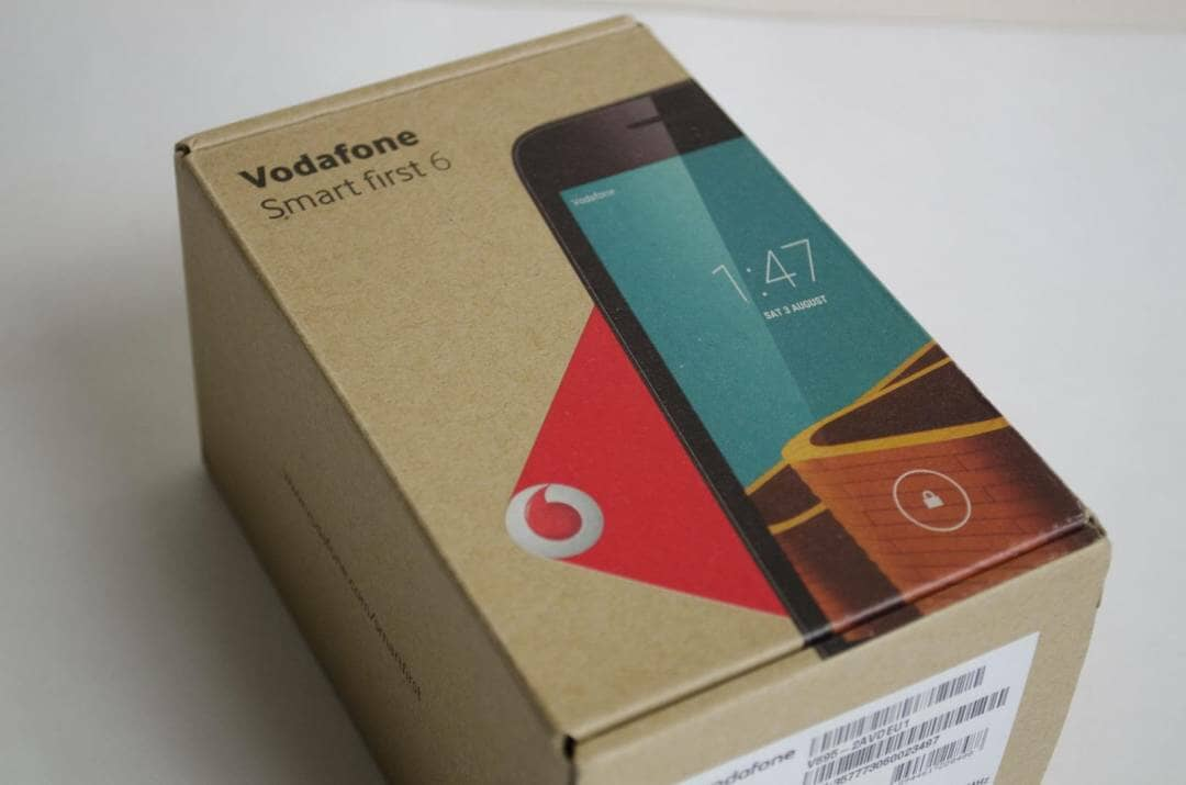 Vodaphone Smart First 6 Mobile Phone Review
