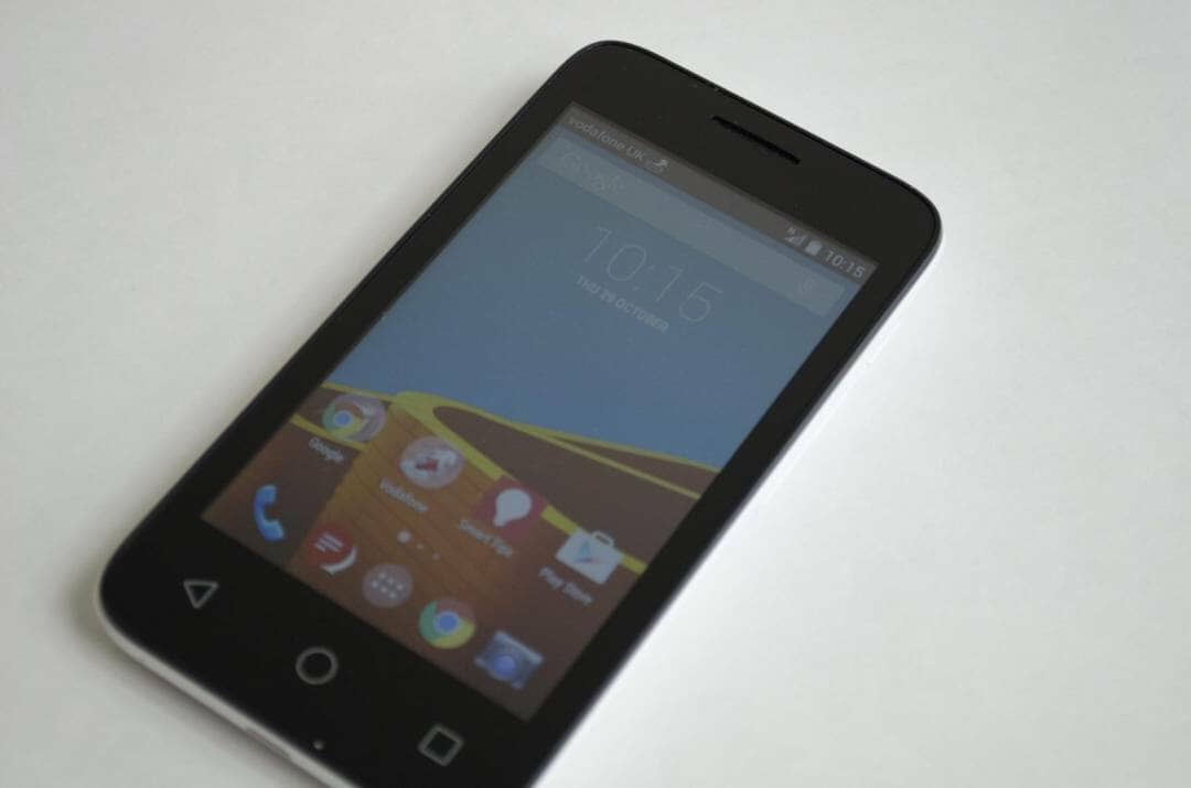 Vodaphone Smart First 6 Mobile Phone Review_7