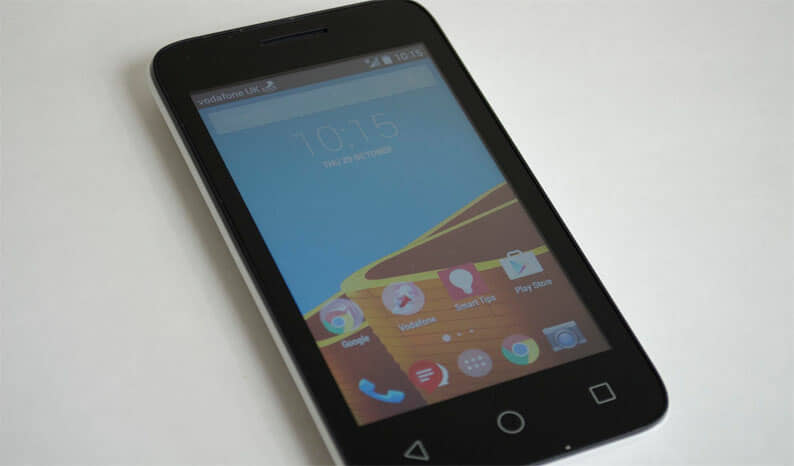 Vodafone Smart First 6 Mobile Phone Review