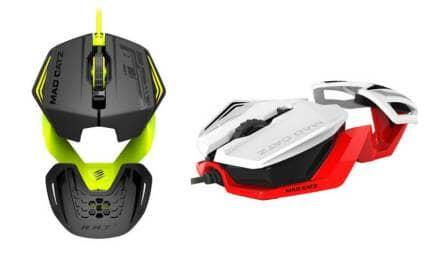 Mad Catz Announces New R.A.T. 1 PC Gaming Mouse