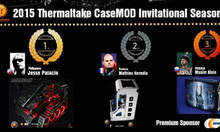2015 Thermaltake Case Mod Season 2 Winners Announced