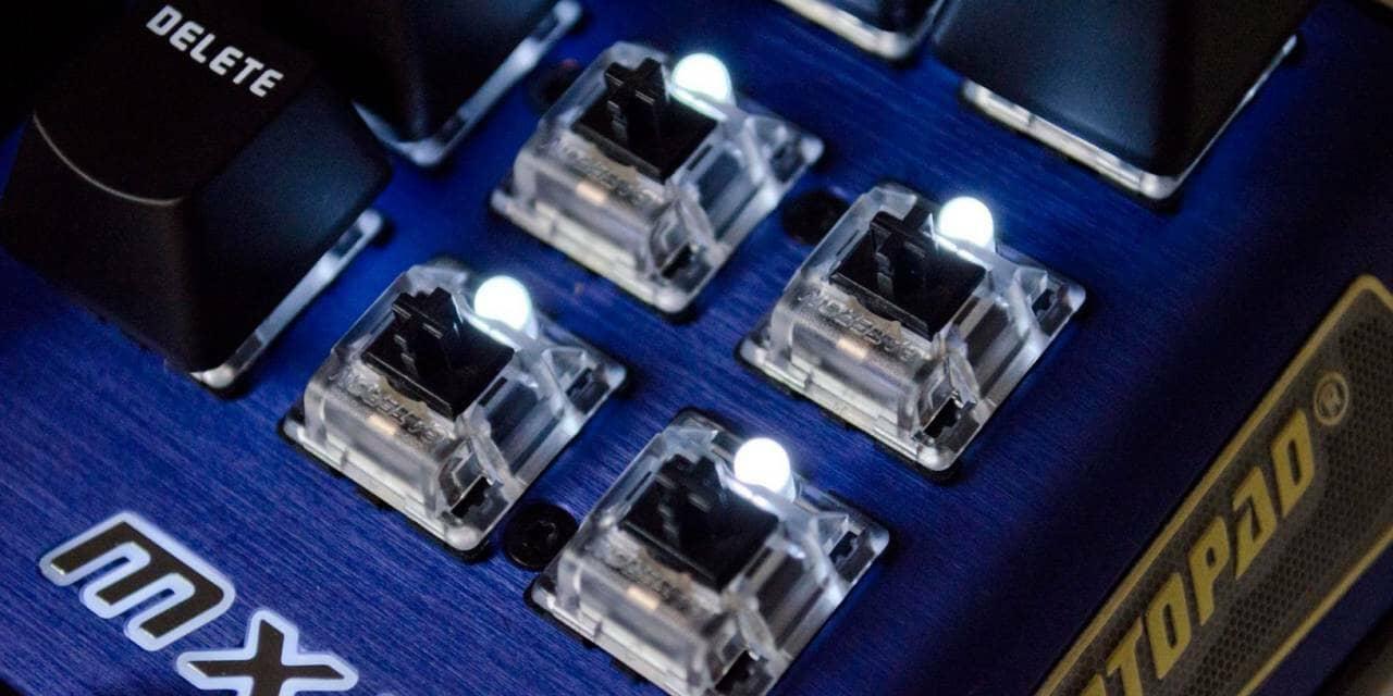 Rantopad MXX Gaming Mechanical Keyboard Review