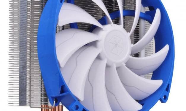 SilverStone Release New Argon Series CPU Coolers AR07 and AR08