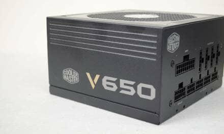 Cooler Master  V Series PSU 650W Overview