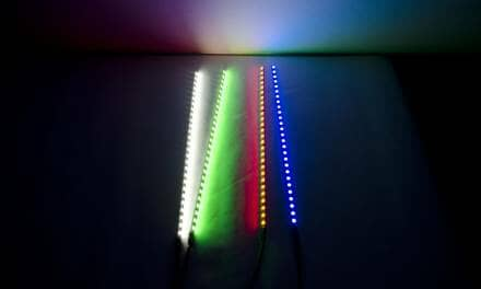Nanoxia Rigid LED