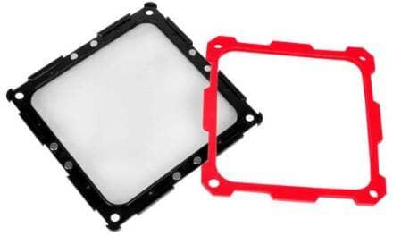 SilverStone Release The FF124-E Fan Filter