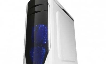 X2 introduces the SPITZER gaming chassis series