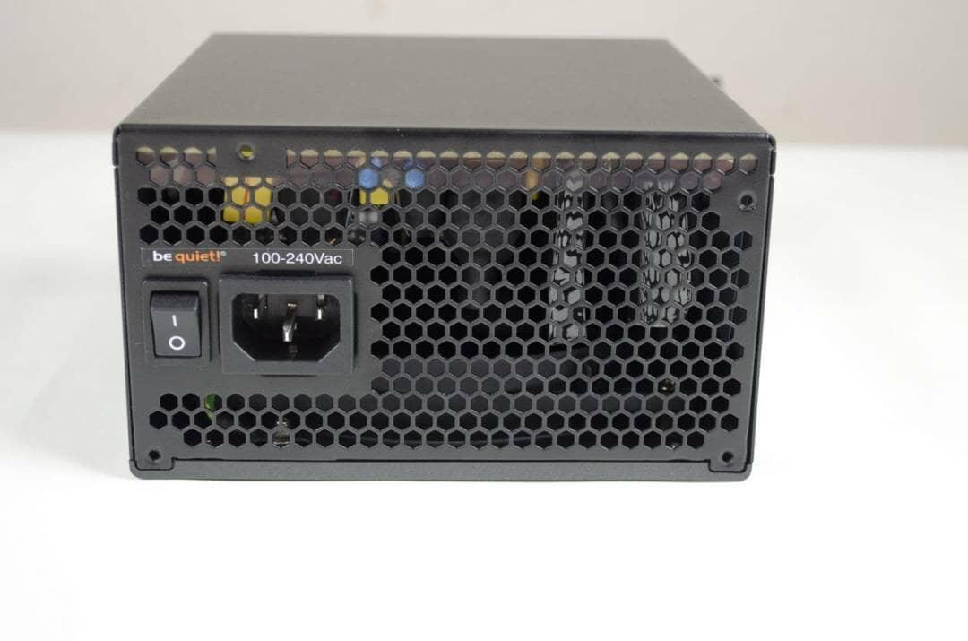 be quiet! Straight Power 10 600W Power Supply_8