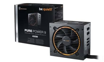 be quiet! Pure Power 9 CM: entry-level power supply with new topology and improved technology