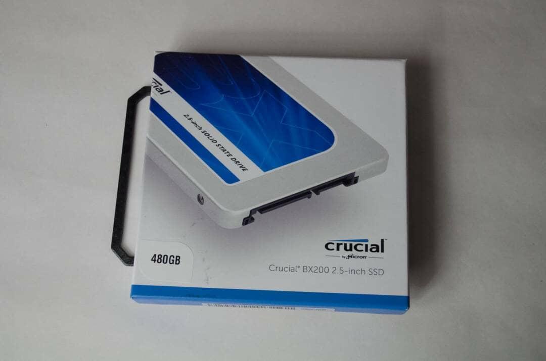 Crucial BX200 480GB SSD