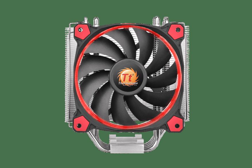 Thermaltake Riing Silent 12 CPU Cooler (Red)_1