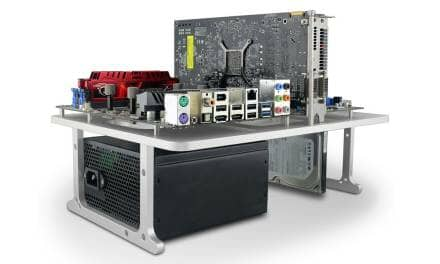 Streacom, HWBOT and OverClocking-TV Team Up to Develop the Open Benchtable