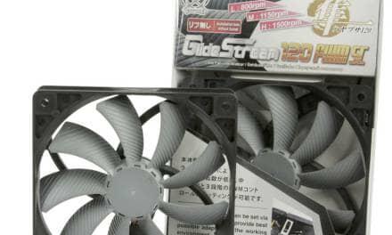 Scythe launches GlideStream 120 PWM SC fan