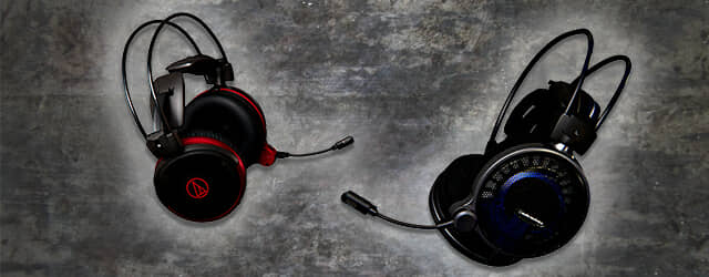 A DIFFERENT LEVEL OF GAMING: INTRODUCING THE ATH-ADG1X AND ATH-AG1X
