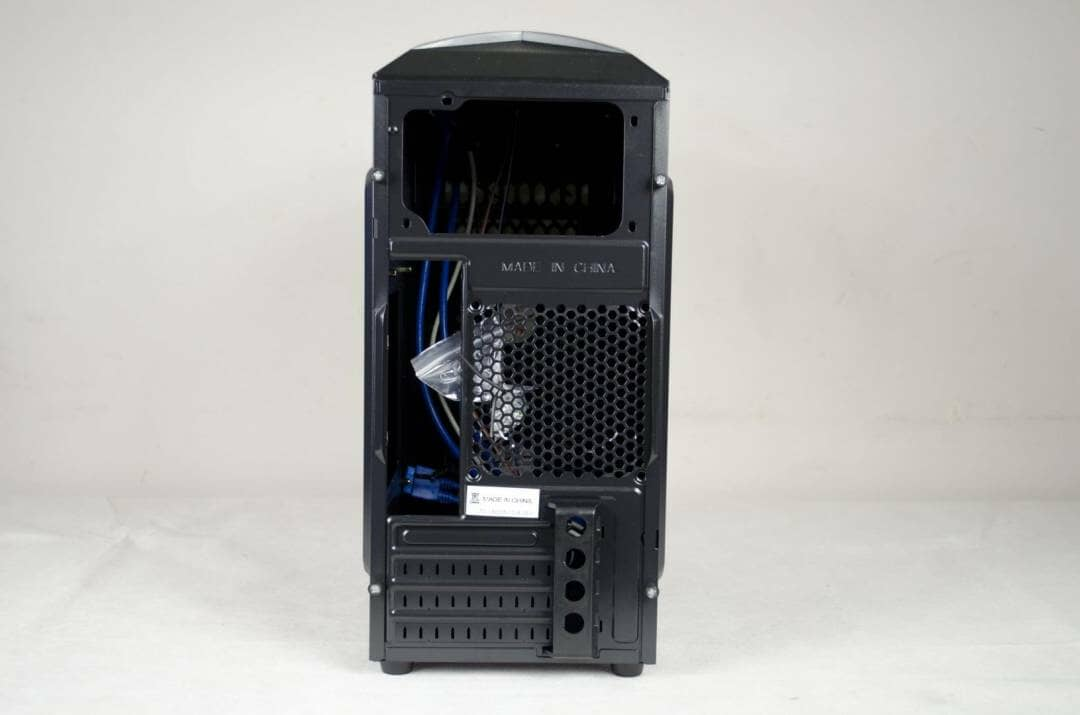 X2 SPITZER 22 PC Case Review_2
