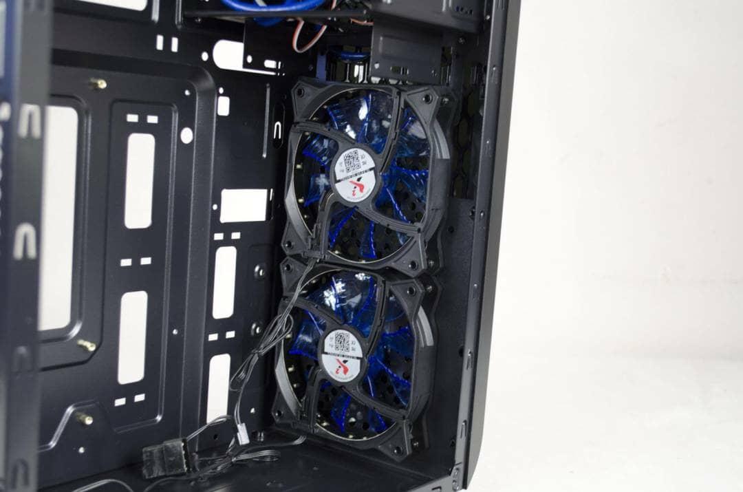 X2 SPITZER 22 PC Case Review_8