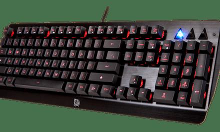 Tt eSPORTS Releases CHALLENGER EDGE  Membrane Gaming Keyboard