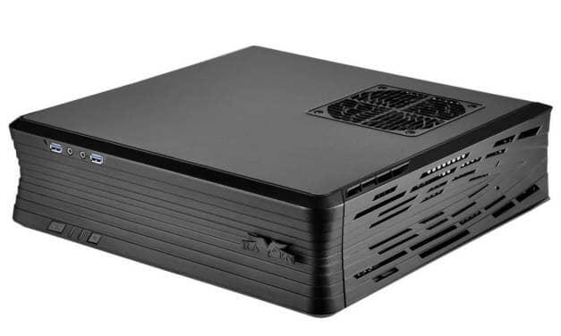 SilverStone Releases RVZ01B-E  PC Case