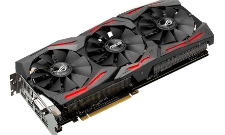 ASUS Republic of Gamers Announces Strix GeForce GTX 1080