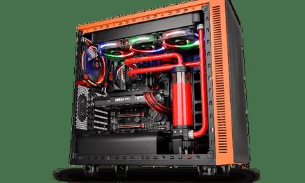 Thermaltake Intros Pacific RL360 D5 & RL240 D5 Hard Tube Water Cooling Kits