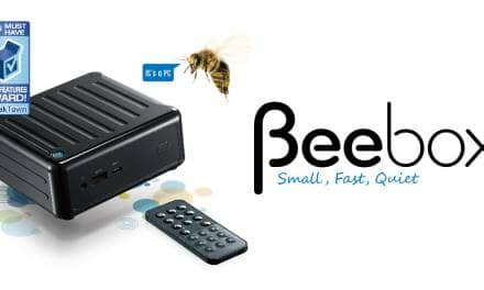 ASRock NUC with Intel 6th Gen Core i3 & i5 CPUs :  Beebox-S Series