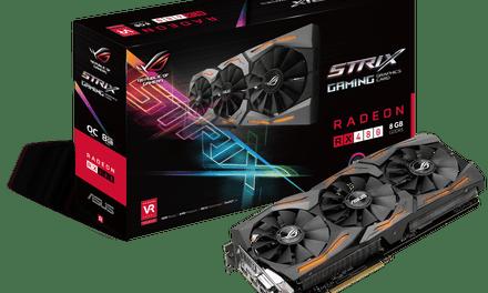 ASUS Republic of Gamers Announces Strix RX 480