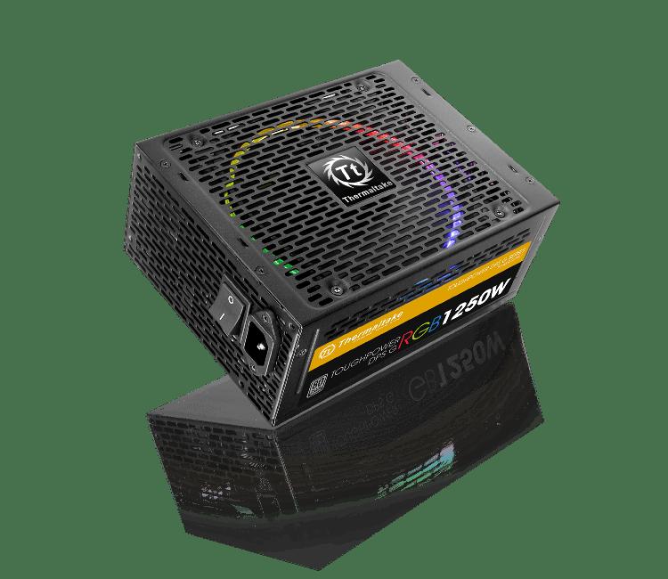Thermaltake Toughpower DPS G RGB 1250W Titanium smart power supply