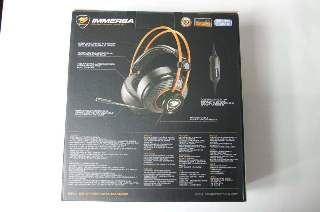 cougar immera headset review_1