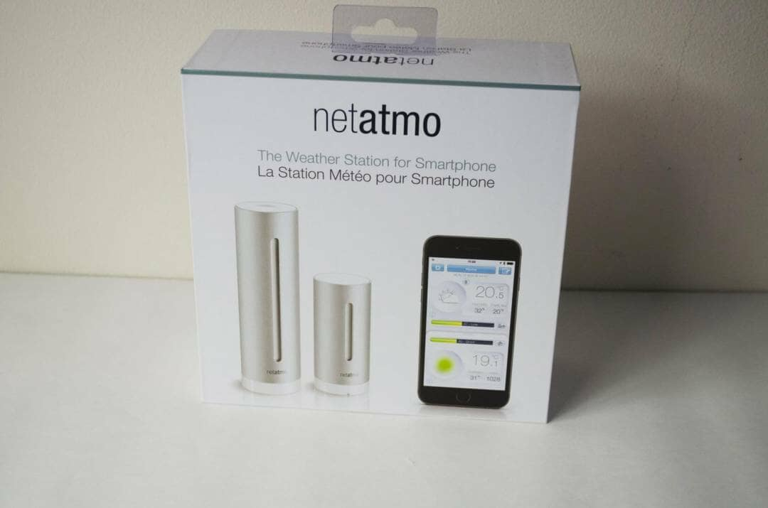 netatmo weather station 1
