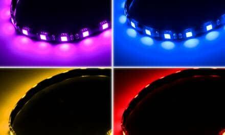 BitFenix Announces Alchemy 2.0 Magnetic RGB LED-stripe