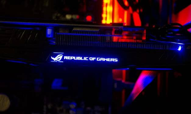 ASUS ROG Strix GeForce® GTX 1060 Review
