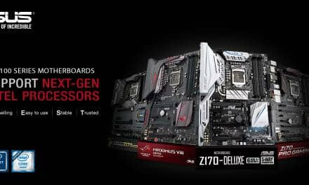 ASUS Announces Support for Next-Generation LGA 1151 Socket Processors