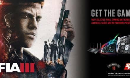 ASUS Announces Mafia III Game Bundles