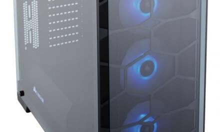 Crystal and Carbide – CORSAIR Launches Three Stunning New Cases