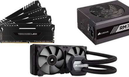 CORSAIR Readies Up for New 7th Generation Intel® Core™ Processors