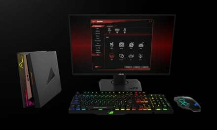 ASUS Republic of Gamers Announces GR8 II