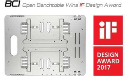 BC1 Wins IF Design Award