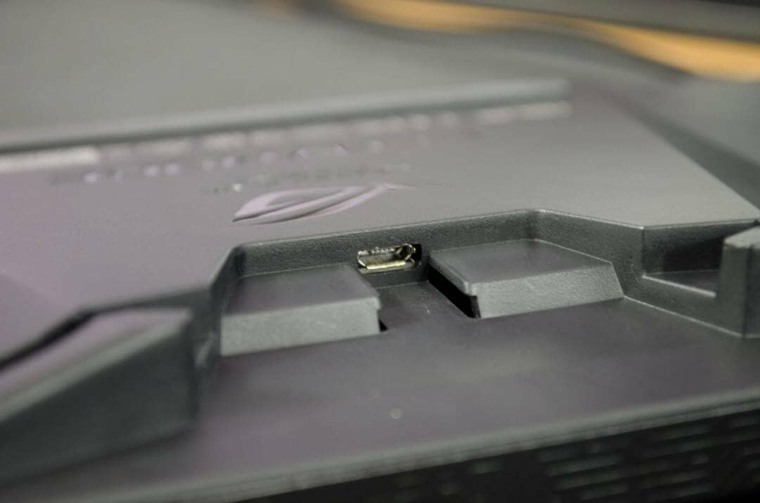 ASUS ROG CLAYMORE mechanical gaming keybaord review_12