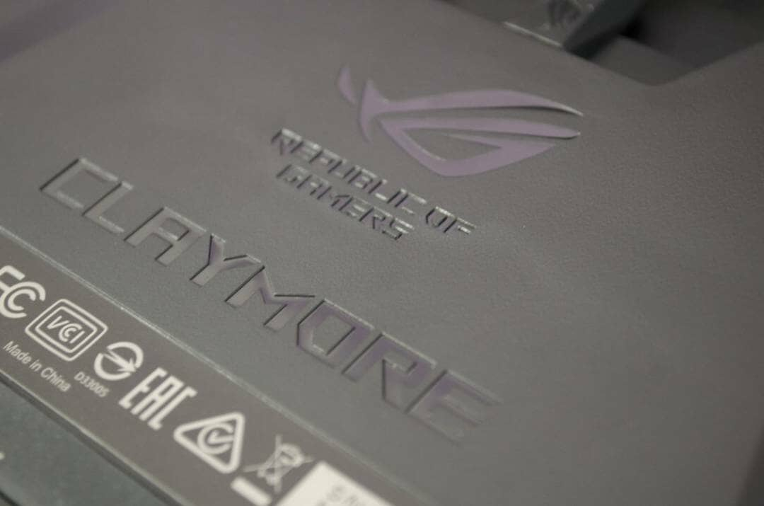 ASUS ROG CLAYMORE mechanical gaming keybaord review_7