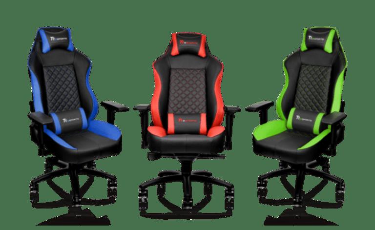 Thermaltake Gaming Tt eSPORTS GT COMFORT series professional gaming chairs