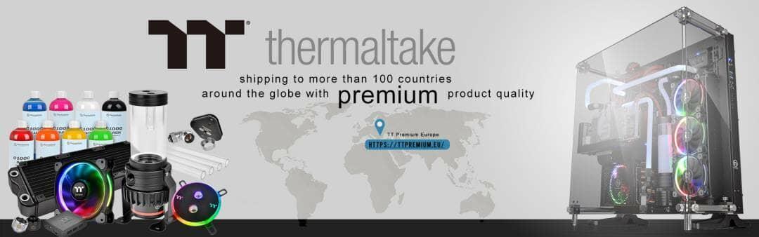 Thermaltake TT Premium Launches TT Premium Europe Site