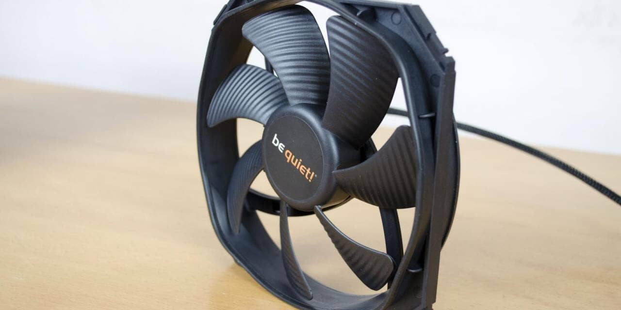 be quiet! Silent Wings 3 Fan Review